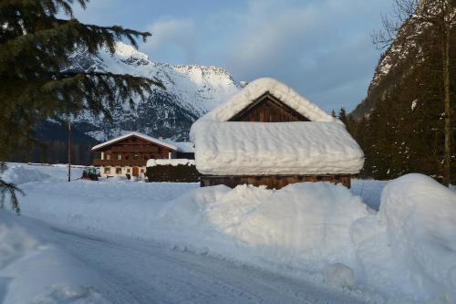 Fiakerhof en invierno