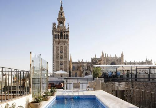 Eme Catedral Hotel Sevilla Updated Na 2020 Prices
