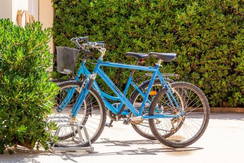 Radfahren an der Unterkunft Bona Mar oder in der Nähe