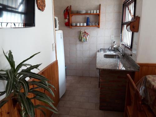Un baño de Villa San Ignacio