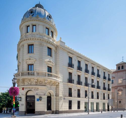 Hotel NH Collection Victoria (Spanje Granada) - Booking.com