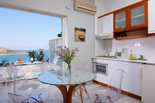 Cucina o angolo cottura di Bellevue Suites