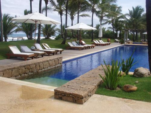 A piscina localizada em Casa 10 -Txai Resort ou nos arredores