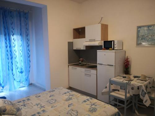 Cucina o angolo cottura di Residence BluAdria
