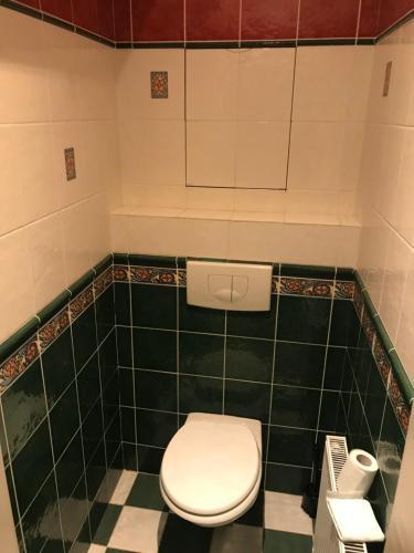 Koupelna v ubytování PEC 313