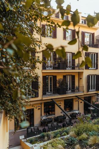 Margutta 19 Small Luxury Hotels Rome Italy Booking Com