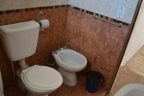 Un baño de Departamento para familias (6 personas) totalmente equipado