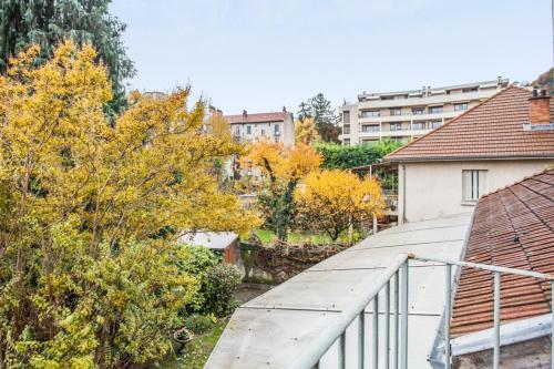 Apartament Charming Flat In The Calm Ile Verte District In