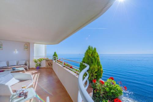 Beachfront Apartment Marbella Center