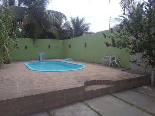The swimming pool at or close to Espaço Verde Francês