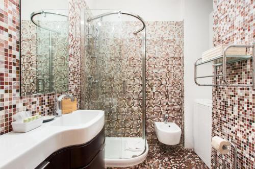 Salle de bains dans l'établissement My Pantheon Home