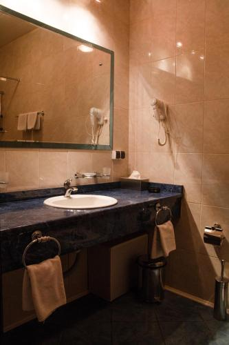 Ванная комната в Отель Феникс