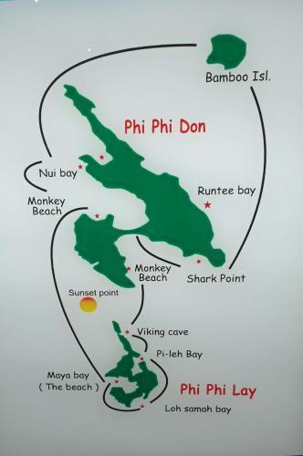 Hostel Harmony House Phi Phi Islands Thailand Booking Com