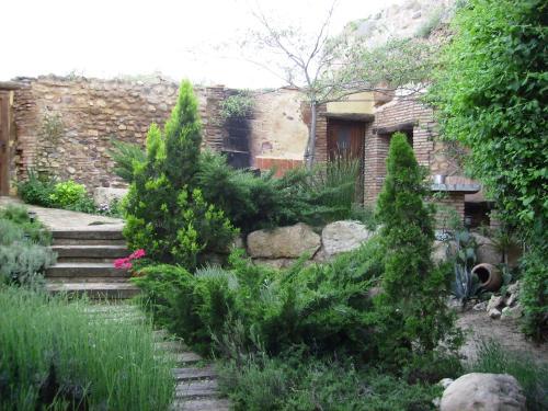 Casa de temporada El Mirador (Espanha Santa Cruz de Moncayo ...