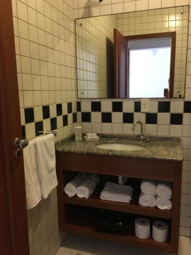 Un baño de Apartamento Life