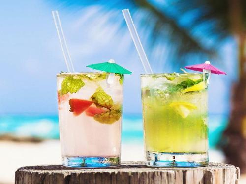 Bebidas en Apart Hotel Roberto Monteiro