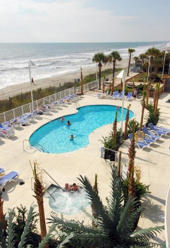 Sandy Beach Hotel Myrtle 2018