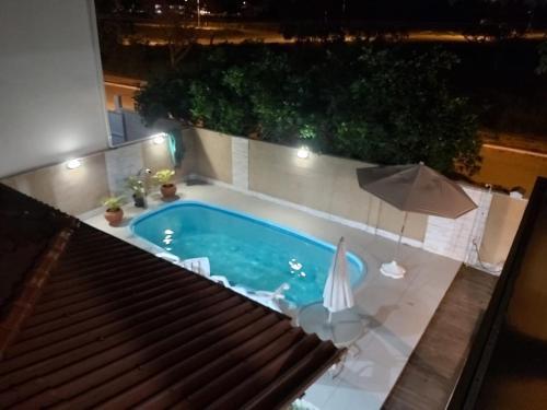 Piscina en o cerca de Florianopolis casa Campeche