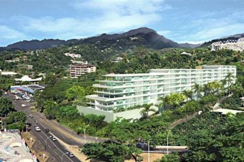 A bird's-eye view of Appartement STENCER