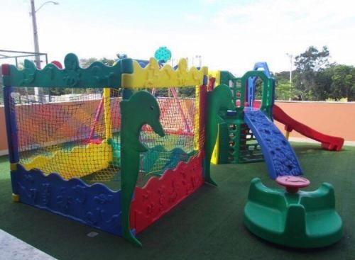 Children's play area at Quarto