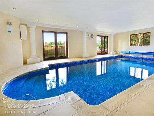 The swimming pool at or near Baytree Lodge