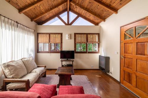 Area soggiorno di Casas Lo de Tere