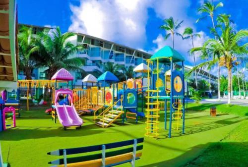 Parquinho infantil em Ancorar Porto de Galinhas Flats