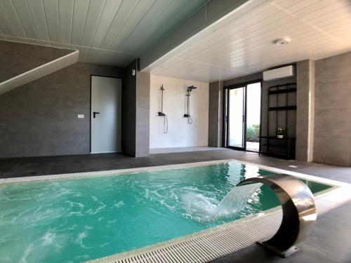 The swimming pool at or near Barcelona Villa Luxury & SPA