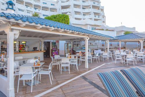 Restaurant ou autre lieu de restauration dans l'établissement Santa Barbara Golf and Ocean Club By Diamond Resorts