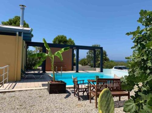 The swimming pool at or near Lemon Tree Villas