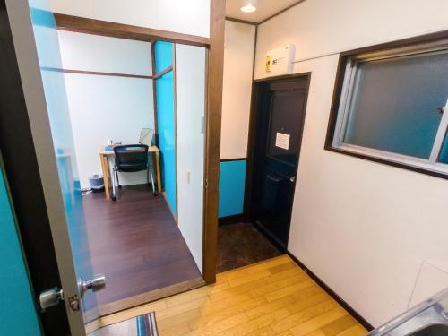 Shibuya Private Apartmentにあるテレビまたはエンターテインメントセンター