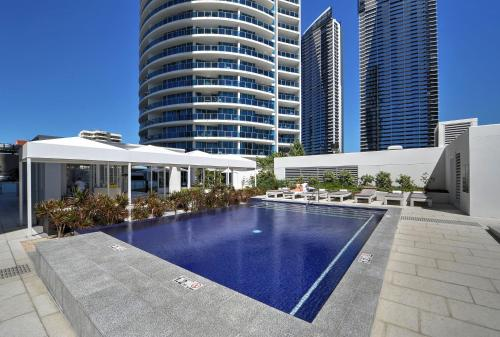 """The swimming pool at or near """"H"""" Residences - We Accommodate"""