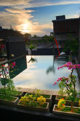 The Edelweiss Boutique Hotel Kuta Indonesia Booking Com