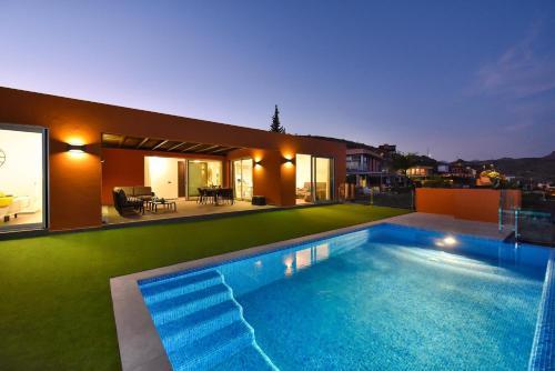 Het zwembad bij of vlak bij Top Salobre Villas