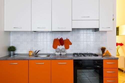 Cucina o angolo cottura di Le Case di Giorgio - Ganaceto 46