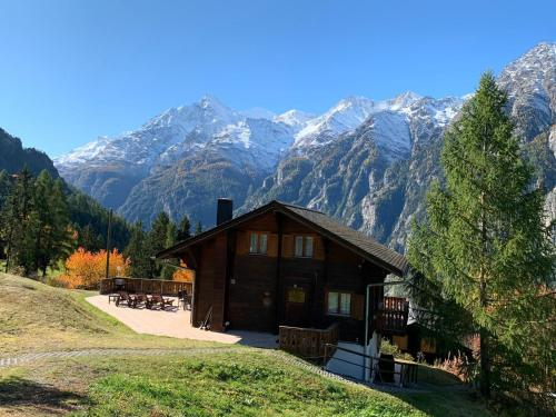BnB St-Niklaus - Bed and Breakfast Switzerland