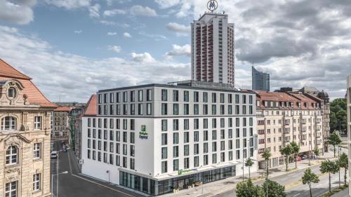 Holiday Inn Express Leipzig City Hauptbahnhof