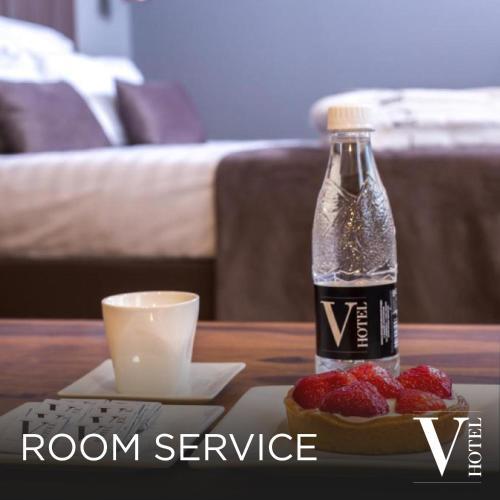 Напитки в V Hotel Sadovaya