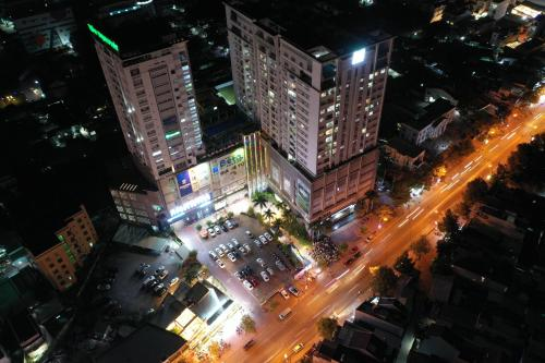 A bird's-eye view of Pegasus Bien Hoa