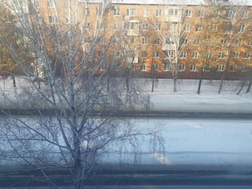 Apartment on Moskovskaya 4A зимой