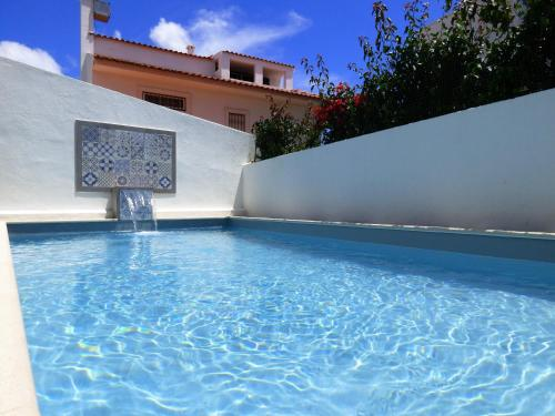 The swimming pool at or near Cascais Riviera Villa - by Sol Domus