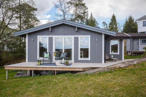 Modernt, familjevnligt och havsnra boende - Townhouses