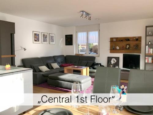 Central 1st floor