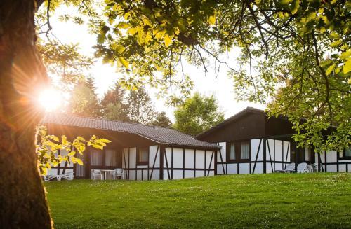 Ferienhaus Kastanie 12 - [#127666]