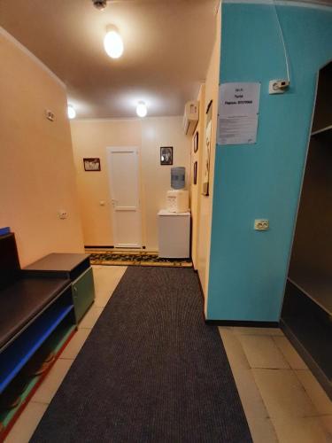 Ванная комната в Гостевой дом Tourist