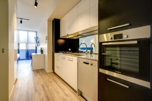 A kitchen or kitchenette at Arise Arena