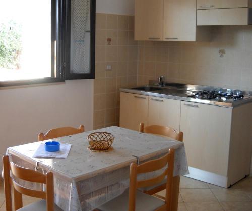 Cucina o angolo cottura di Zagare Residence