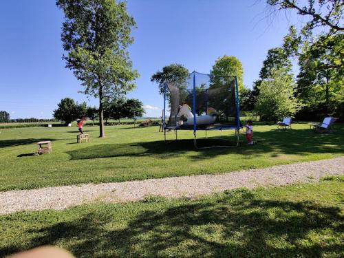 Area giochi per bambini di Agriturismo La Sophora