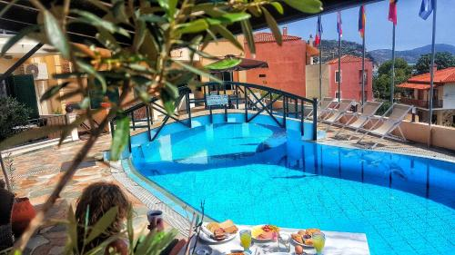 The swimming pool at or near Valledi Village Hotel
