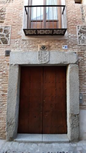 The facade or entrance of Tiempo de Toledo